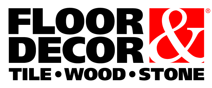 Floor and Decor Logo Footer
